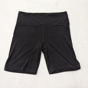 Athleta High Rise Compression Athletic Shorts